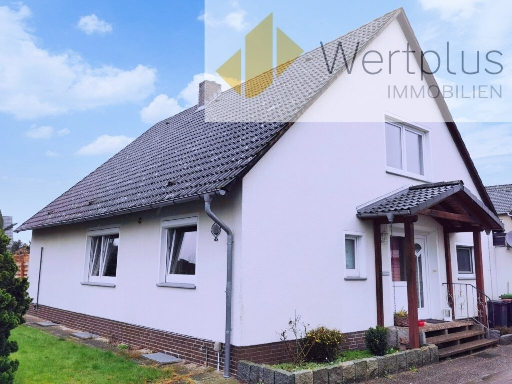 Immobilienangebot: Einfamilienhaus in Walsrode - Wertplus Immobilien