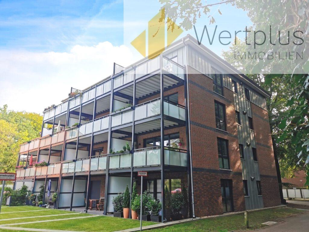 Immobilienangebot: Eigentumswohnung in Buchholz i.d.N. Fachwerk Kotten bei Visselhövede - Wertplus Immobilien