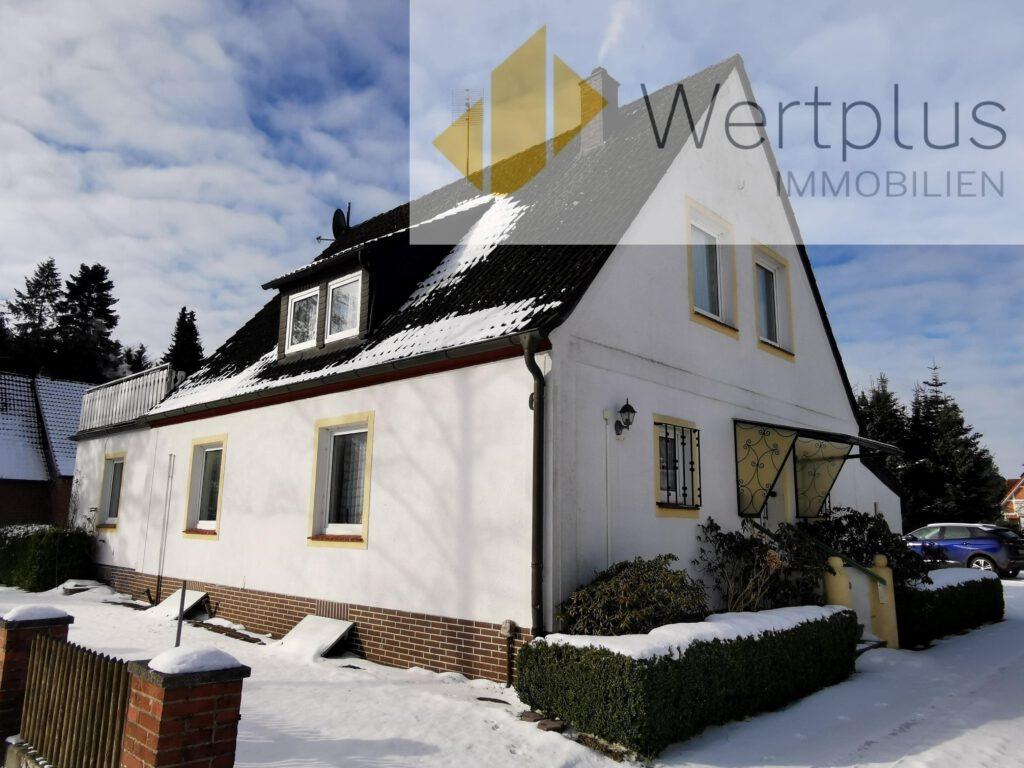 Immobilienangebot: Haus mit Dachterrasse und Kamin in Bispingen